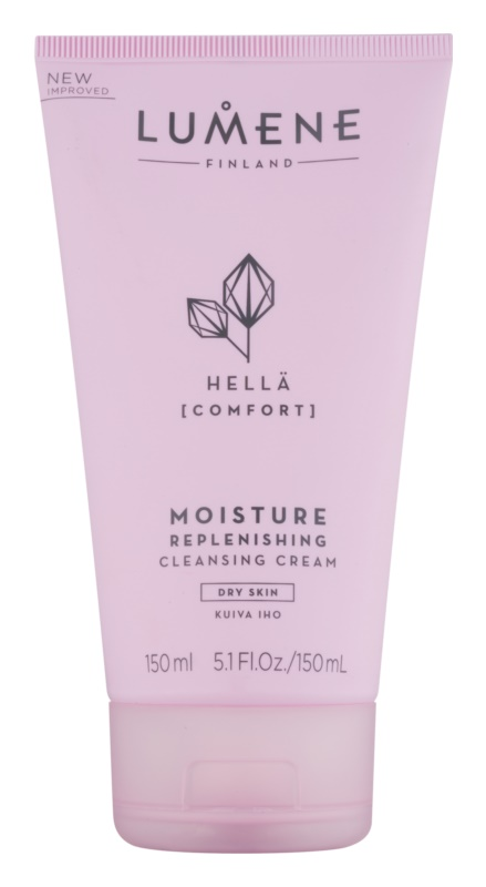 Lumene Cleansing Hellä [Comfort] Moisturising Cream Cleanser For Dry Skin